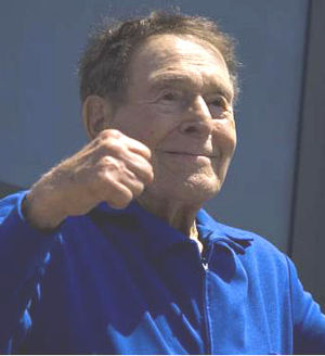Jack LaLanne receives a Lifetime Achievement A...