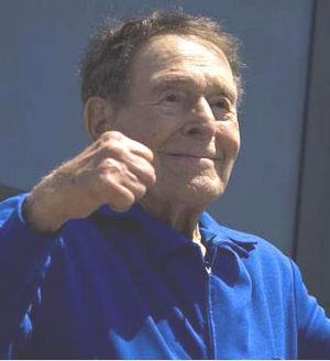 Jack LaLanne receives a Lifetime Achievement A...